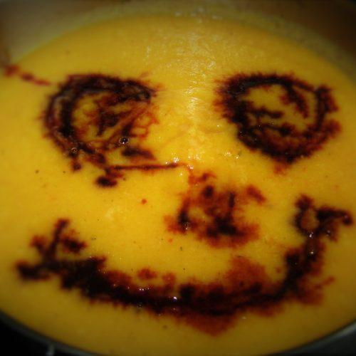 littérature soupe recette