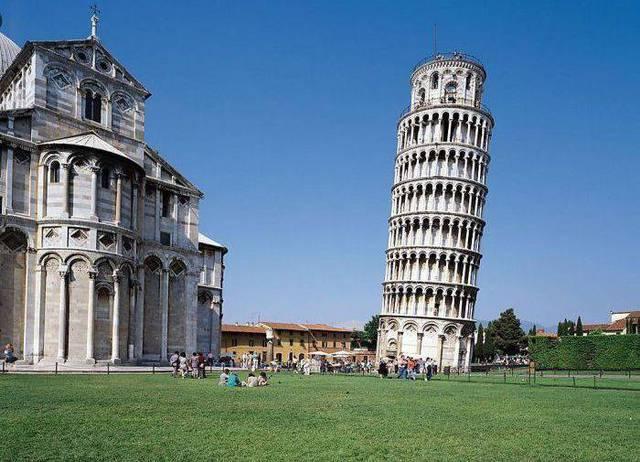 La tour de PISA