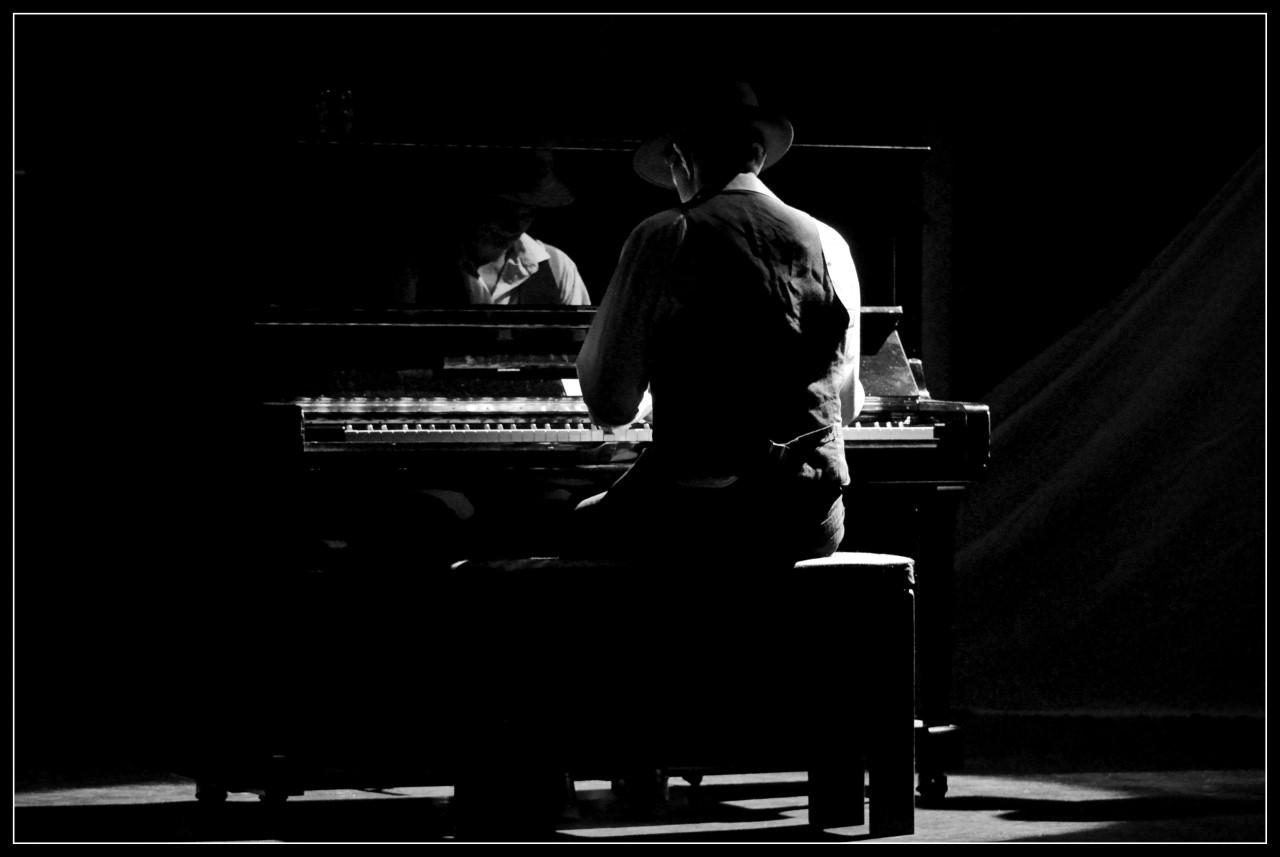 «Novecento, pianiste». Histoire d'une création
