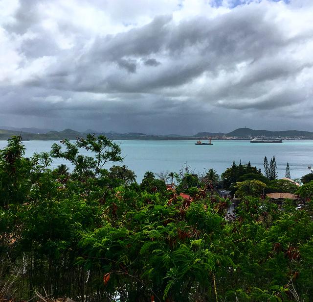Les chroniques de Néa. Chapitre 1: Cyclone